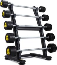Ziva Performance Barbell Vægtstang Opbevaringsstativ (5 stk)