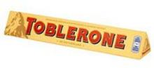 Toblerone - Czekolada Toblerone miodowo-migdałowa