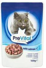 PreVital - Karma dla kota łosoś w sosie