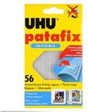 UHU - Patafix Invisible masa klejąca w płatkach 56 szt