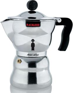 Espressobryggare Moka Alessi Large Alessi