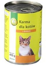 Podniesiony Kciuk - Karma dla kota z drobiem