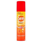 OFF! - Max active spray aerozol