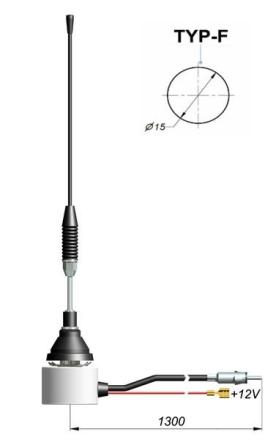 Antena ogólna 632-102-020