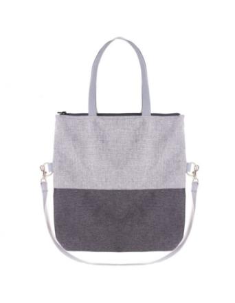 Torba Simple duo gray