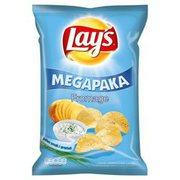 Lays - Fromage chipsy ziemniaczane o smaku śmietankowego ...z ziołami 215g