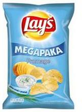 Lay's - Fromage chipsy ziemniaczane o smaku śmietankowego ...z ziołami 215g