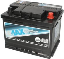 Akumulator 4MAX ECOLINE 55Ah 470A P+