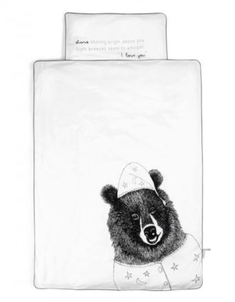 Pościel Niedźwiedź 140x200 cm
