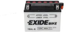 Akumulator EXIDE BIKE YB4L-B