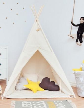 Namiot Tipi Naturalny Beż