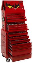 Zestaw narzędzi zawarty w wózku narzędziowym TCMM1055SV