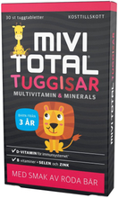 Tuggisar Mivitotal - 81% rabatt