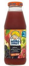 Bobo Frut - Nektar jabłko, malina i winogrona