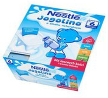 Nestle - Jogolino o smaku naturalnym po 6 miesiącu