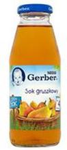 Gerber - Sok 100% gruszkowy