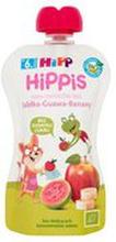 HiPP - Mus owocowy,100% owoców jabłka-guawa-banany po 6 m...