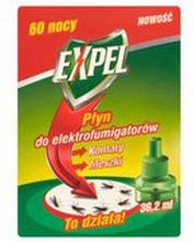 Expel - 60 nocy, płyn do elektrofumigatorów, zapas 40ml