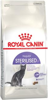 Blandet prøvepakke: 3 / 4 dele Sterilised tørfoder til katte - Blandet sterilised pakke I