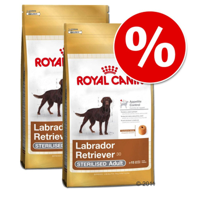 Økonomipakke: 2 Store Poser Royal Canin Breed - West Highland White Terrier Adult (2 x 3 kg)