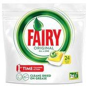 Fairy - Original All In One Kapsułki do zmywarki 24 szt