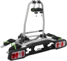 Uchwyt rowerowy (platforma) na hak holowniczy MAMMOOTH X CARRIER - TB-009D2 na 2 rowery