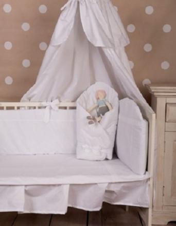 Ochraniacz do łóżeczka 300 cm