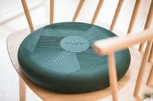 VLUV PED Balance Cushion -istuintyyny (Green Blue)