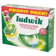 Ludwik - Tabletki do zmywarki All in One 30szt