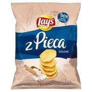 Lays - z Pieca Pieczone chipsy ziemniaczane solone 200 g