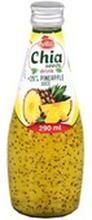 Vita - Chia seeds drink napój z sokiem z ananasów i nasio...