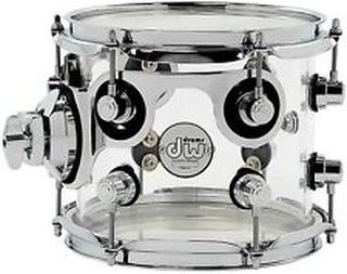 DW Design Series Acrylic - Lösa trummor (Puka 8x7)