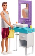 Barbie Rakning Ken Docka - Leksaksset