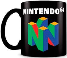 Nintendo 64 Kopp N64 Logo 3dl