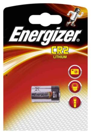 Energizer batteri CR2 3V lithium