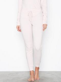 Lindex Stripe Night Trousers Pyjamas & Mysplagg Light Pink
