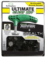 Softspikes Ultimate Cleat Kit-Stealth