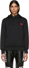 Comme des Garcons Play Black Heart Patch Hoodie