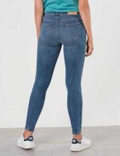 Gant TG. GANT SKINNY JEANS Blå Jeans till Tjej