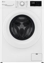 LG F4WP308N0W Vaskemaskine - Hvid