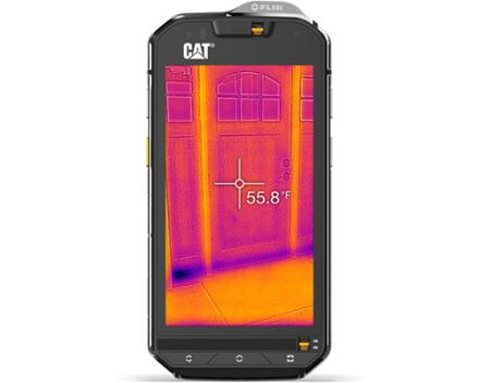 CAT S60 32GB Dual-SIM (CS60-DEB-EUR-EN)