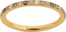 Glow Ring Mini Multi Gold