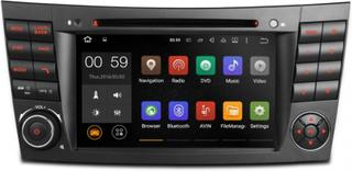 XTRONS Android spesialspiller for Mercedes - GPS og WIFI - DAB+