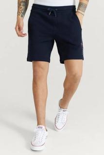 Tommy Hilfiger Shorts Essential Tommy Sweatshorts Blå