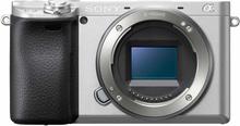 Sony Alpha A6400 Spiegellos Digital Kamera - Silber (Body Only) (English, Spanish & French only) (International Ver.)