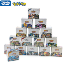In stock 324Pcs/Box Pokemon Copy Cards Sun & Moon Sword & Shield Hidden Fates English Trading Card Game Evolutions Booster Toy