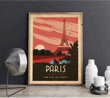 Art deco - Paris - World collection poster - 60x90