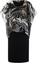 2-in-1 Kleid Doris Streich mehrfarbig