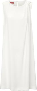 Ärmlös klänning från Laura Biagiotti Donna vit