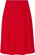 Kjol från Peter Hahn röd